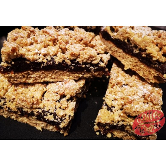 Flapjack Date Square